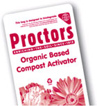 Organic Based Compost Activator