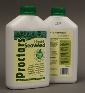 Picture of Proctors 'Cold Pressed' Liquid Seaweed 1 litre bottle
