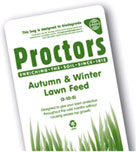 Autumn & Winter Lawn Feed