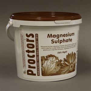 Picture of Magnesium Sulphate 5kg Tub