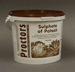 Picture of Sulphate of Potash 5kg Tub Buy One Get One Free (add 2 to cart)